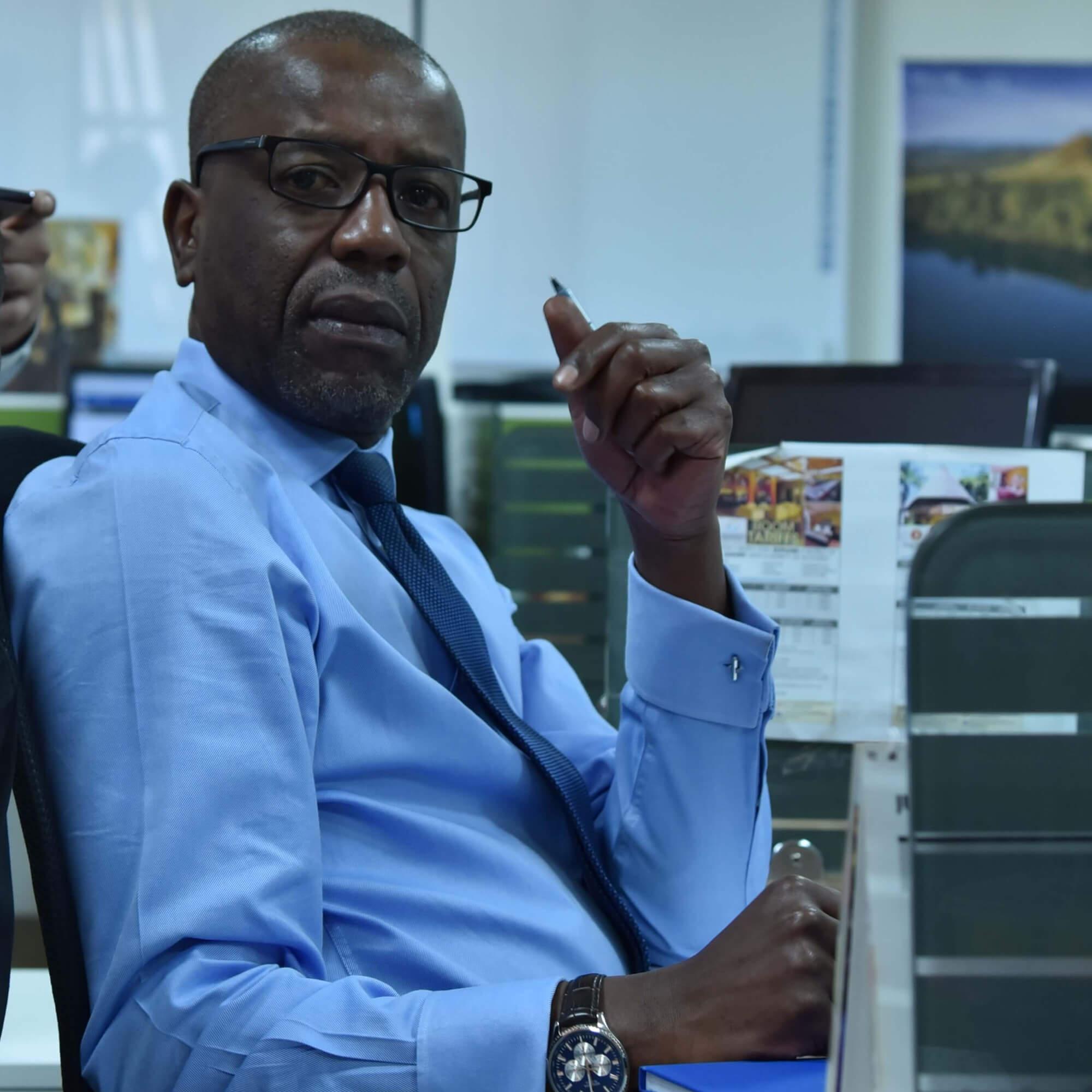 Timothy Bukumubhe